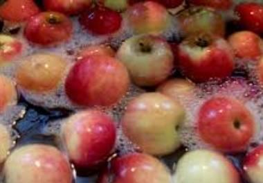 Comment retirer les pesticides des fruits et légumes